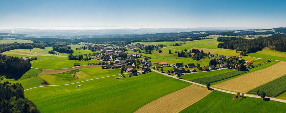 Luftbild Görwihl-Strittmatt