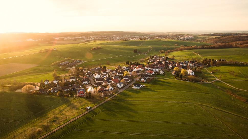 Luftbild Idstein-Dasbach