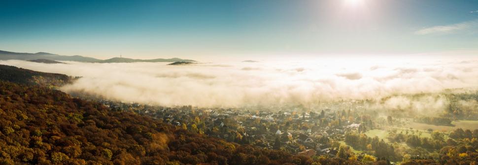 Luftbild Oberjosbach