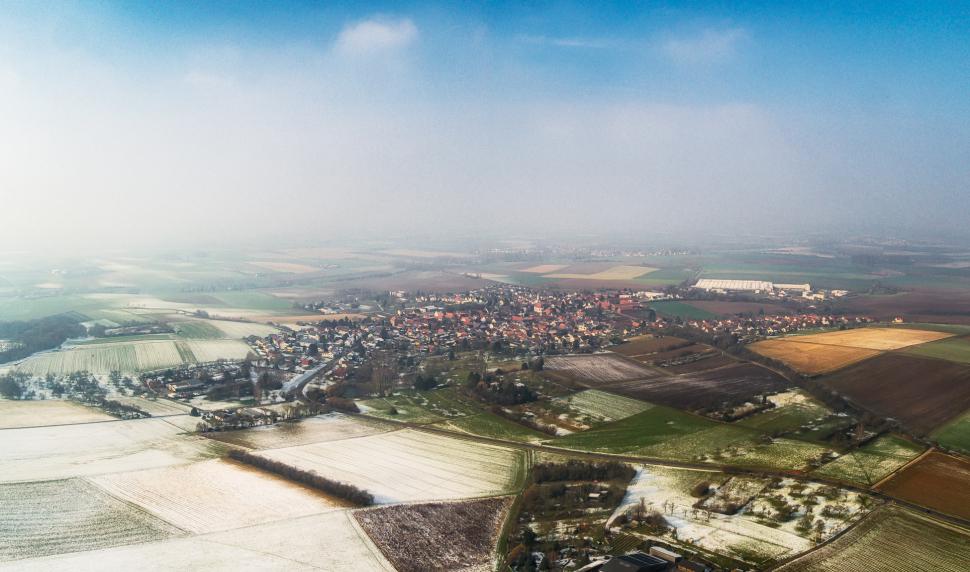 Luftbild Otzberg-Lengfeld