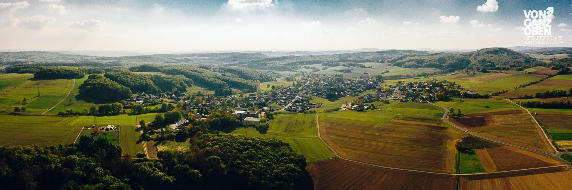 Luftbild Marburg-Dagobertshausen