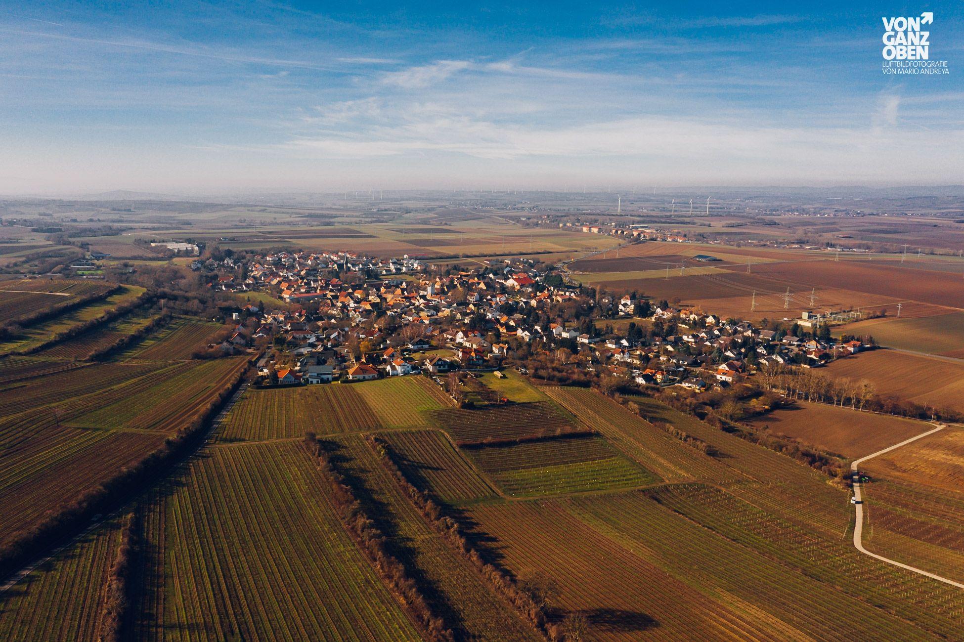 Luftbild Dexheim