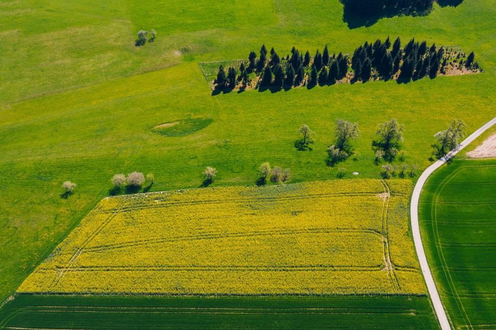 Luftbild Rheinfelden-Adelhausen