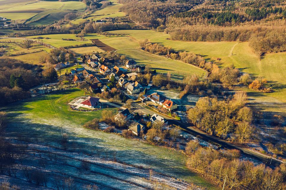 Luftbild Bad Staffelstein-Neubanz